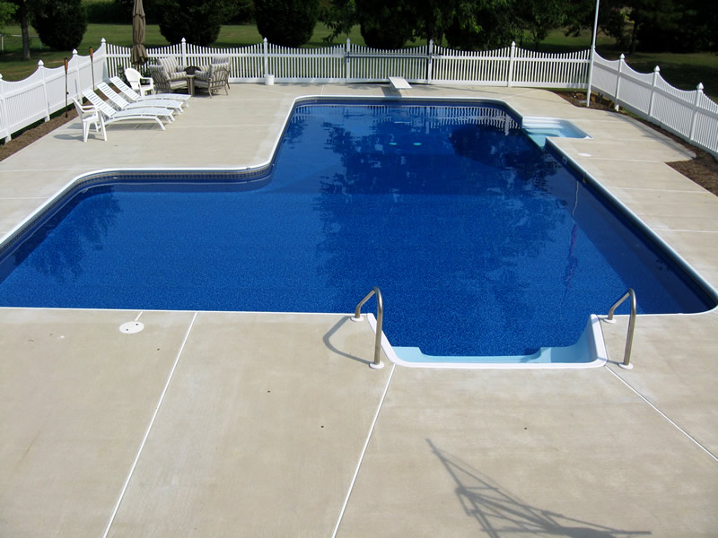 Vinyl Pools We Have A Variety Of Quality Vinyl Liners To